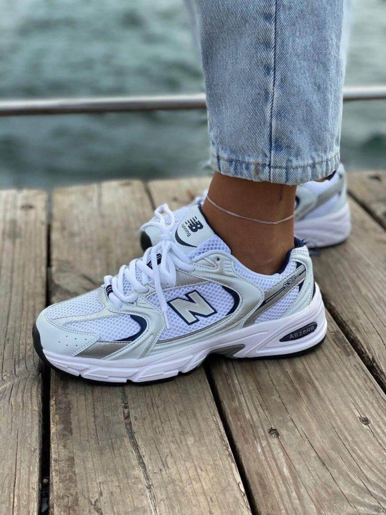 Кроссовки Нью Баланс 530: практичная обувь на каждый день
