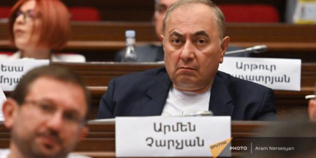 """Блок """"Армения"""" заявил о политическом преследовании депутатов от оппозиции"""
