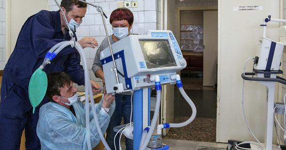 Число тяжёлых пациентов на ИВЛ в Ивановской области возросло до 41