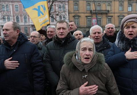 Местечковая версия «Интернационала». Историк Гайда об украинском гимне