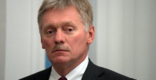 В Кремле отвергли версию о «российском следе» в покушении на Шефира
