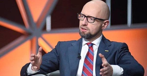 Яценюк заявил, что Россия превращает ГТС Украины в металлолом