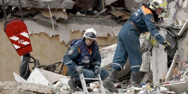 Из-под завалов в Ногинске извлекли тело третьего погибшего