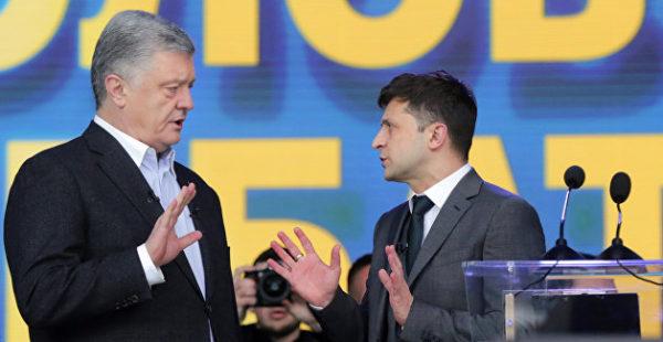 Украинцы считают своих президентов «виновными» в прокладке «Северного потока-2»