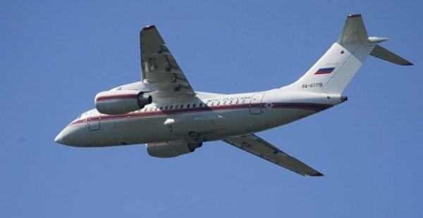 На Украине появится авиакомпания с самолетами из России