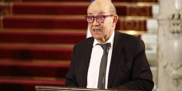 Франция поможет преодолеть последствия конфликта в Карабахе – Ле Дриан поздравил Мирзояна