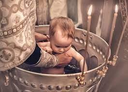 Что нужно для крещения ребенка?