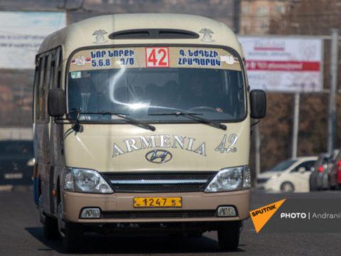 Мэрия Еревана планирует до конца года завезти 211 новых автобусов  – глава управления