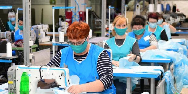На 365 предприятиях Ивановской области разместили знак «COVID-free»