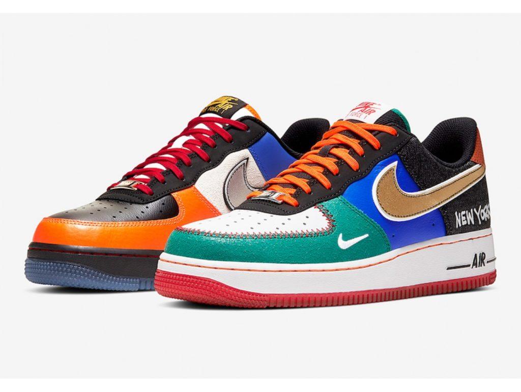 Как отличить оригинальные кроссовки Nike Air Force?