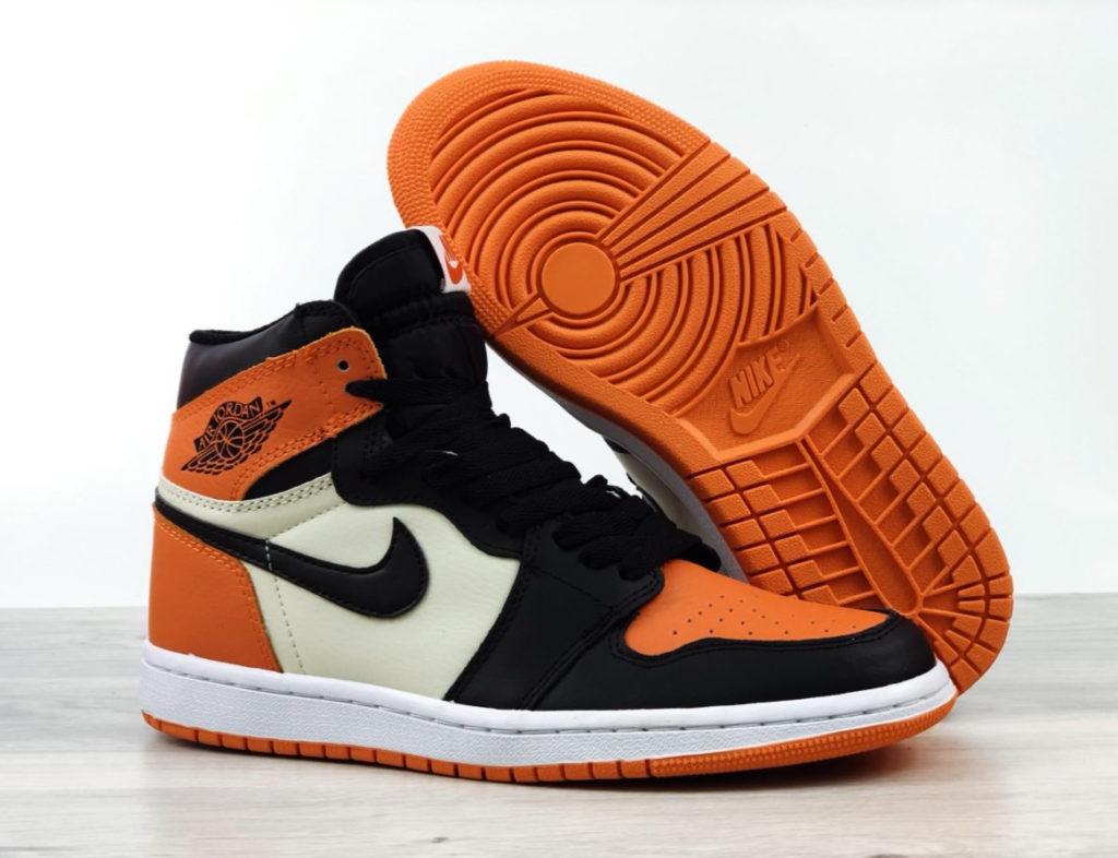 Кроссовки Nike Air Jordan: удобная обувь на каждый день