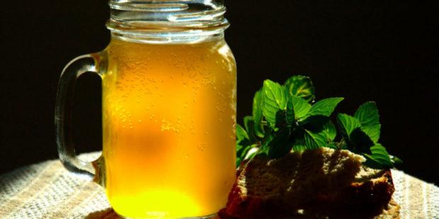 Пять натуральных напитков для здоровья и поднятия тонуса