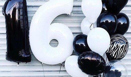 Белые шары-цифры - когда подойдут?