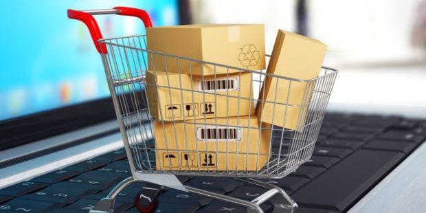 Выбор варианта отправки товаров для интернет магазина