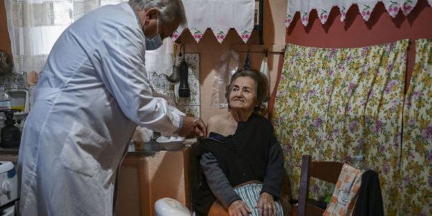 Статистика по коронавирусу в Армении на 3 сентября