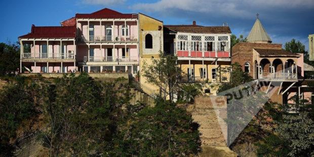 Тбилисское счастье Бажбеука, или Почему художник не расставался со своими картинами