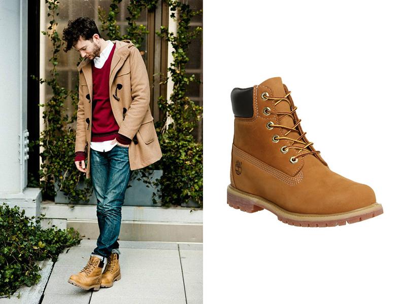 Чем хороши мужские ботинки Тимберленд ?
