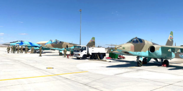 Турецко-азербайджанские учения ВВС: возьмет ли Армения пример с противника?