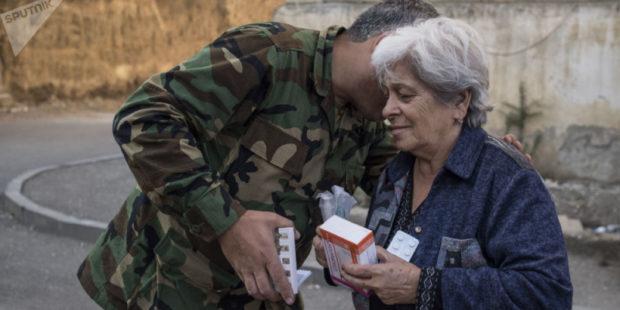 Уже не снятся кошмары: как работает программа психологической помощи военным в Армении