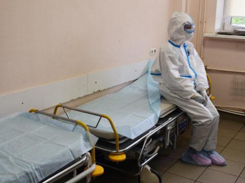 В Иванове от коронавируса скончался 35-летний пациент