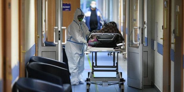 В Ивановской области зарегистрировали абсолютный рекорд по госпитализации в стационары COVID-больных