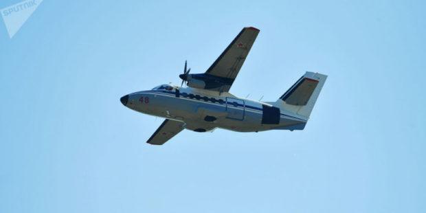 Жесткая посадка самолета в тайге – есть погибшие и пострадавшие. Видео с места ЧП