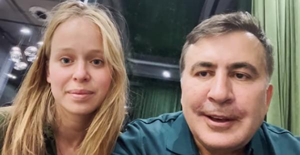 Украинская любовница посетила Саакашвили в тюрьме и позавидовала грузинам