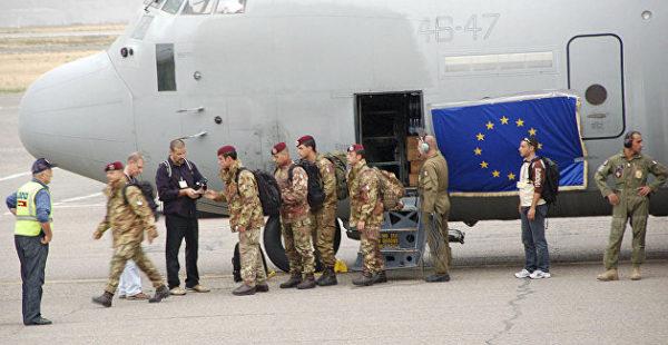 Против Крыма и Донбасса: Евросоюз готовится открыть на Украине военную миссию