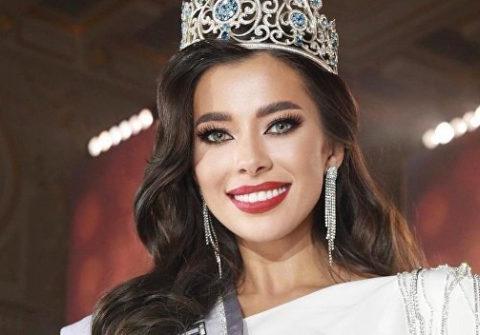 «Мисс Украина Вселенная» выбрала сторону в языковом вопросе