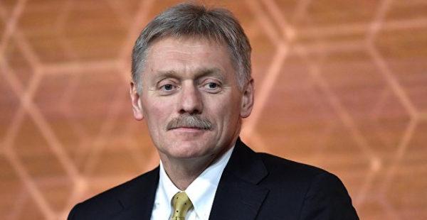 Песков оценил возможность прямых поставок российского газа на Украину
