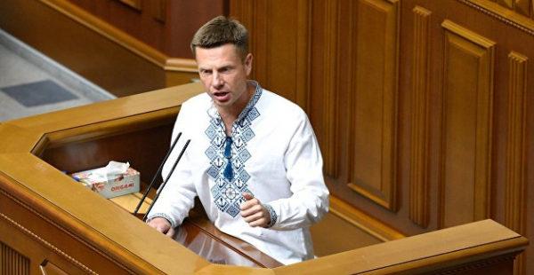 Верховная Рада сделала шаг в сторону СССР - Гончаренко