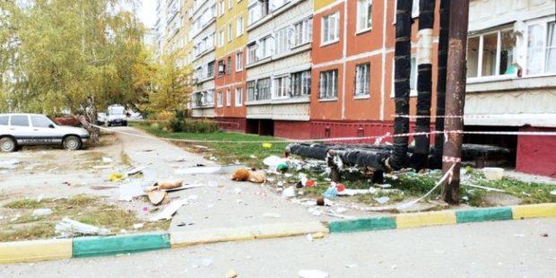 Пострадавшую при взрыве жительницу Нижнего Новгорода перевели на ИВЛ