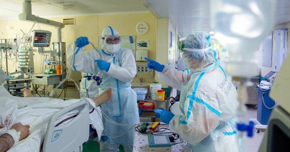 Более 50 тысяч жителей Ивановской области заразились коронавирусом с начала пандемии