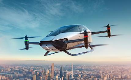 Автопром на зависть: Летающие автомобили покоряют Китай - Статьи - Авто - Свободная Пресса