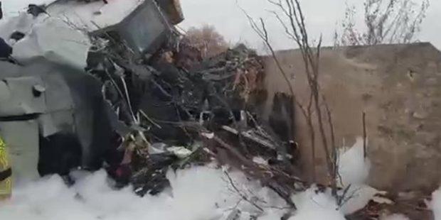 В авиакатастрофе в Татарстане погибли опытные парашютисты из Удмуртии