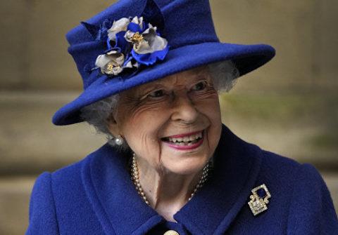 Елизавета II ответила школьникам из Крыма, назвав полуостров российским