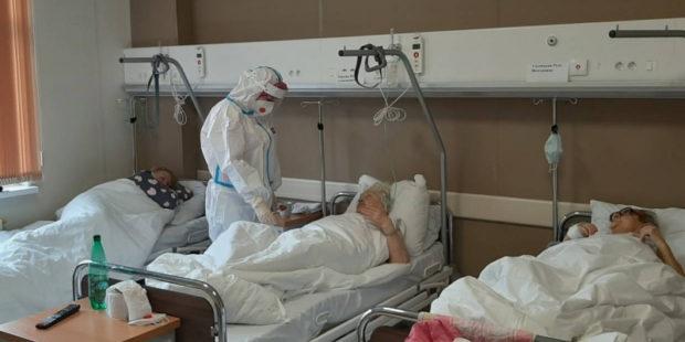 Ивановская область поставила новый пугающий рекорд по суточным заражениям COVID-19