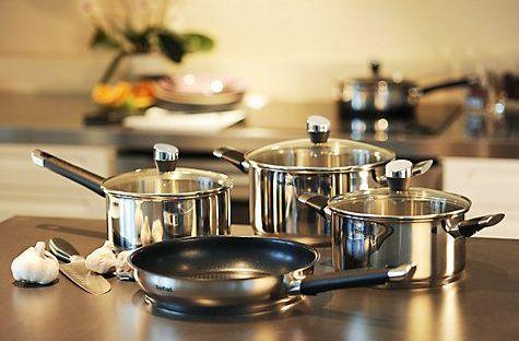 Какая посуда должна быть обязательно на кухне?