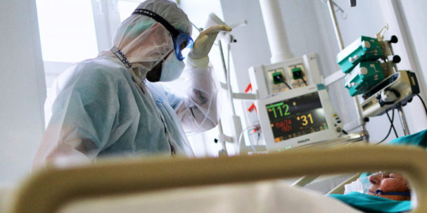 Почти 1700 жителей Ивановской области скончались от коронавируса