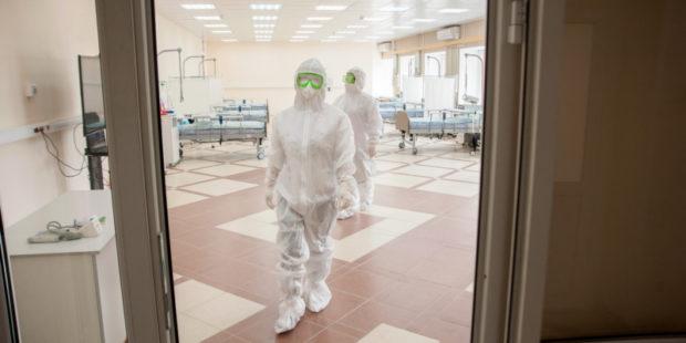 Рекордное число пациентов с коронавирусом задыхаются в Ивановской области
