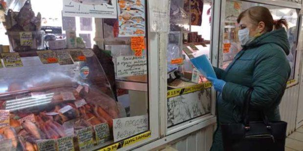 В Иванове закрыли за нарушение ковид-регламентов магазины «Бытовая химия от феи» и «Мясоед»