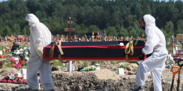В Ивановской области от коронавируса скончался 45-летний мужчина