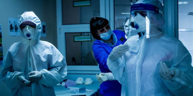 Впервые в Ивановской области число суточных заражений коронавирусом превысило 200 случаев