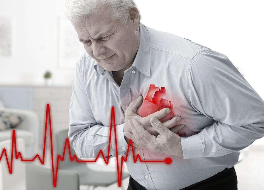 Первые симптомы инфаркта. Видео