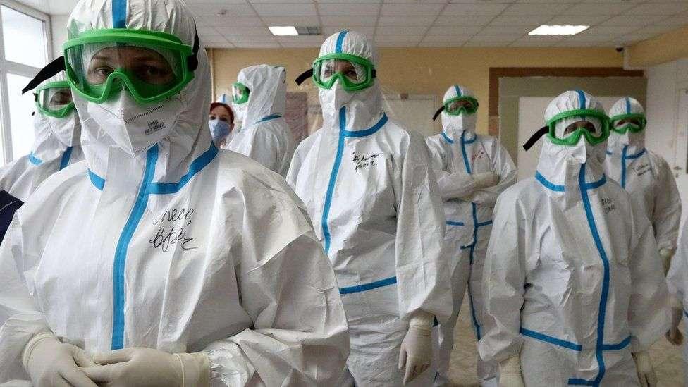 Пять человек с коронавирусом умерли в Тульской области за сутки