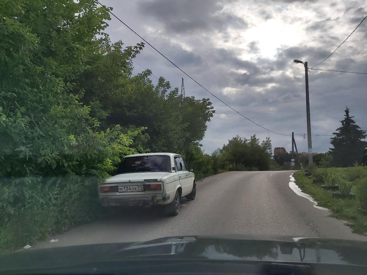 Двое молодых людей съездили в Тулу по делам на угнанной машине: домой вернулись уже на другой