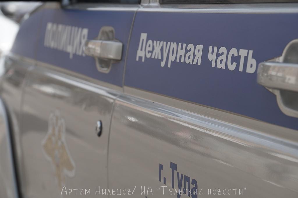 В Новомосковске задержан местный житель за кражу продуктов