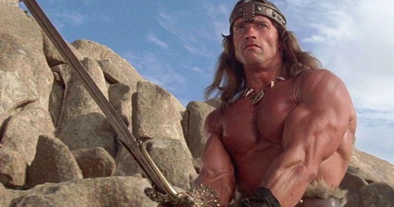 Netflix запустил в разработку сериал о Конане-варваре