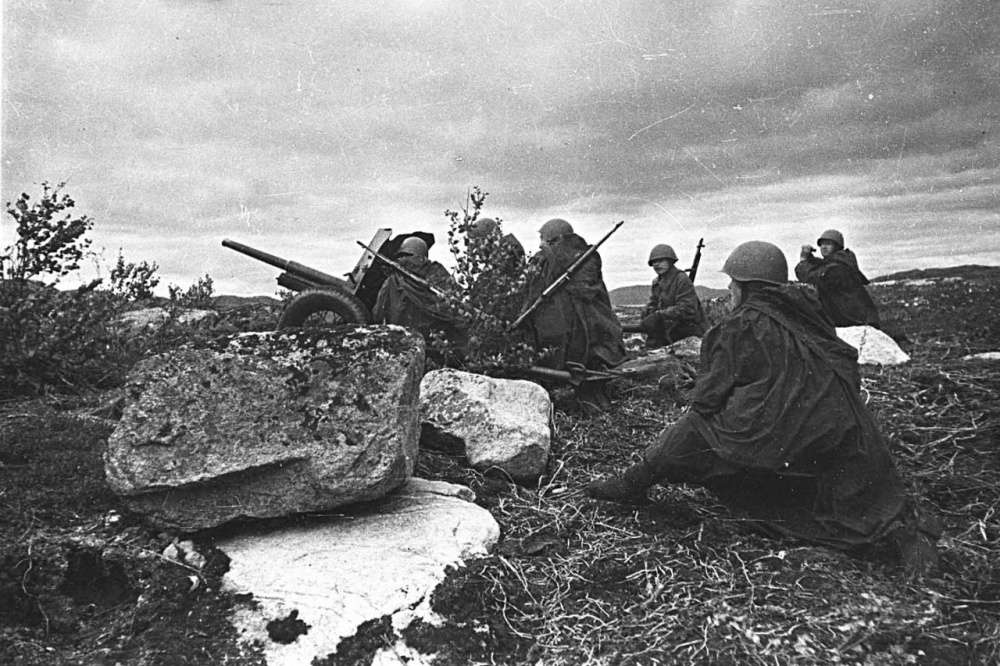 76 лет назад завершилась битва за Заполярье во время Великой Отечественной войны