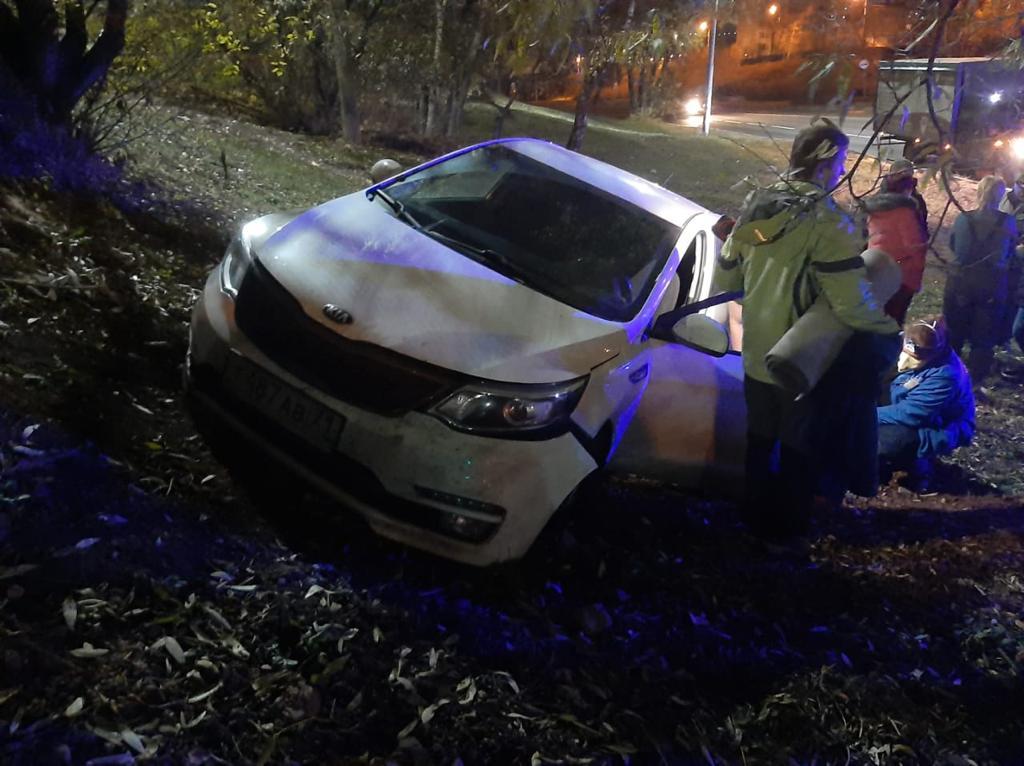 В Туле разыскивают виновника ДТП на Калужском шоссе: пострадала женщина